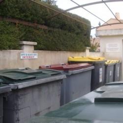 Nettoyage et desinfection des poubeles