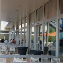 Nettoyage vitres Restaurant d'entreprise